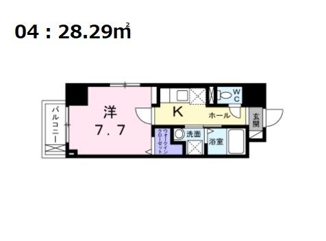 【新築】Azresidence草津本陣の間取り図のサムネイル